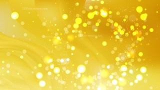 Abstract Gold Lights Background