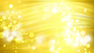Abstract Gold Blur Lights Background Image