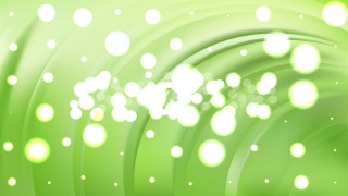 Abstract Green Defocused Background Design