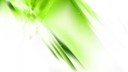 Abstract Green and White Defocused Background Design