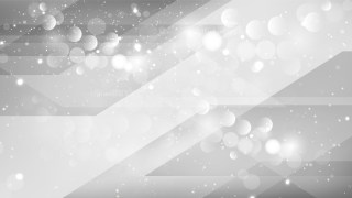 Abstract Grey Blurry Lights Background Image