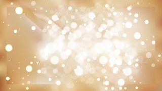 Abstract Light Brown Bokeh Background Image