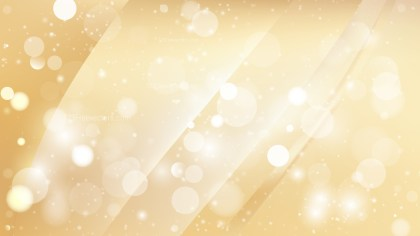 Abstract Light Brown Blurred Lights Background Image