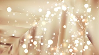 Abstract Light Brown Lights Background Image
