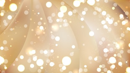 Abstract Light Brown Lights Background Design