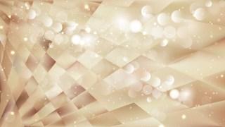 Abstract Light Brown Defocused Background Design