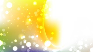 Abstract Light Color Illuminated Background