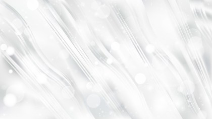Abstract Light Grey Lights Background