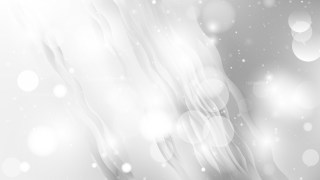 Abstract Light Grey Defocused Background Vector