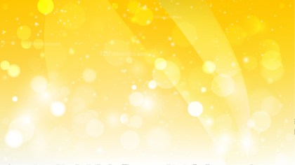 Abstract Light Orange Blurred Bokeh Background Image