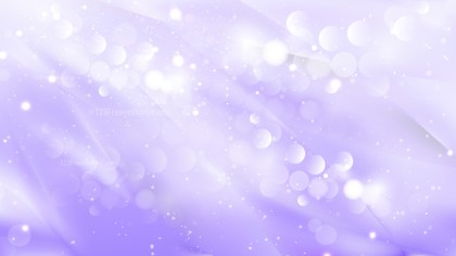 Abstract Light Purple Lights Background Design