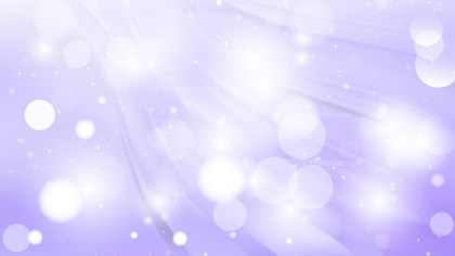 Abstract Light Purple Defocused Lights Background Design