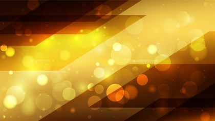 Abstract Orange and Black Defocused Background Vector