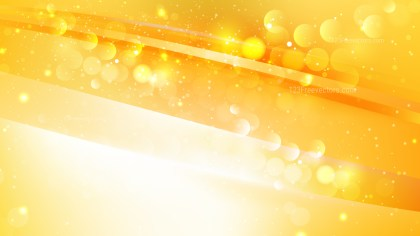 Abstract Orange and White Defocused Background Image