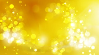 Abstract Orange and Yellow Blur Lights Background Design