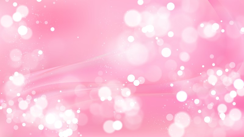 Abstract Pastel Pink Defocused Background Image