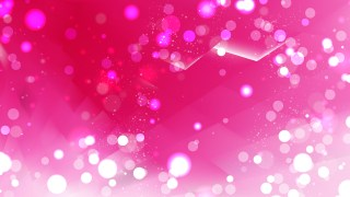 Abstract Pink Defocused Background
