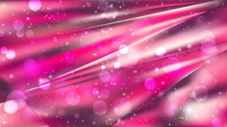 Abstract Pink Defocused Background Vector