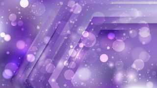 Abstract Purple Blurred Bokeh Background