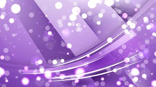 Abstract Purple Blurred Lights Background Vector