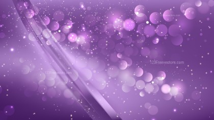 Abstract Purple Defocused Background Vector