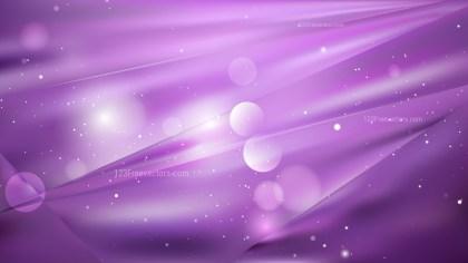 Abstract Purple Bokeh Defocused Lights Background Vector