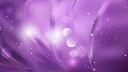 Abstract Purple Bokeh Defocused Lights Background Image