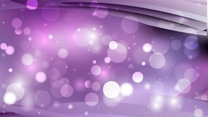 Abstract Purple Blurred Lights Background Image