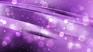 Abstract Purple and Black Defocused Lights Background Design