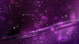 Abstract Purple and Black Blurry Lights Background