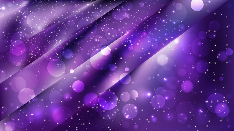 Abstract Purple and Black Defocused Background Image