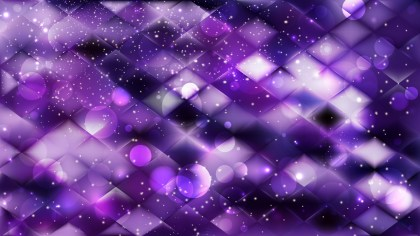 Abstract Purple and Black Bokeh Background Design