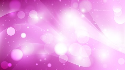 Abstract Purple and White Lights Background Design
