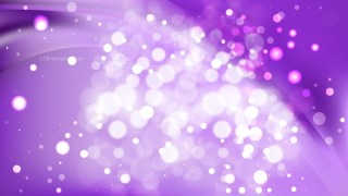 Abstract Purple and White Blur Lights Background Design