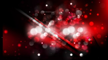 Abstract Red and Black Lights Background