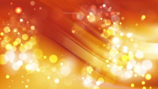 Abstract Red and Orange Defocused Background Vector