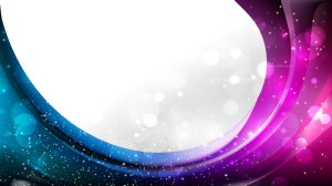 Blue and Purple Business Background