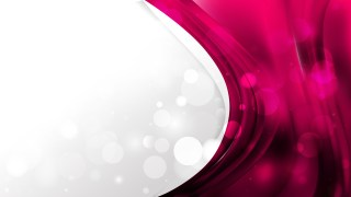 Abstract Cool Pink Brochure Design