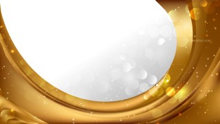 Abstract Gold Business Background Design