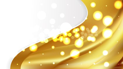 Abstract Gold Business Background Template Image