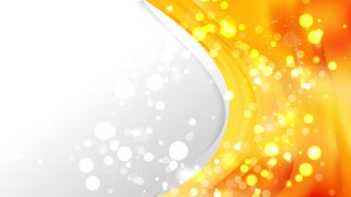 Orange and Yellow Business Background