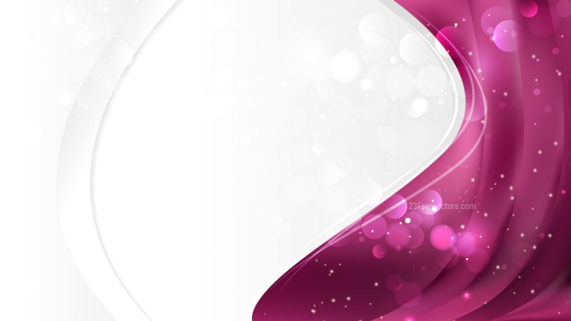 Pink Wave Business Background