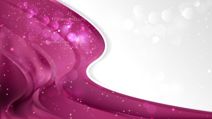 Abstract Pink Business Background Template