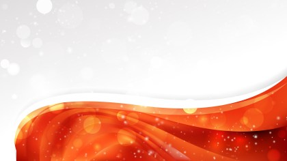 Red and Orange Business Background Template