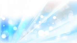 Abstract Blue and White Background Image