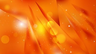 Abstract Bright Orange Background Graphic