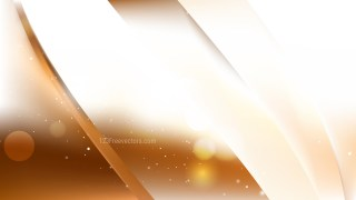 Brown and White Abstract Background Image