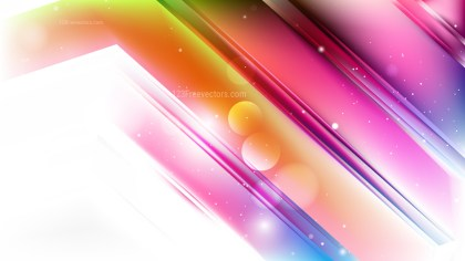 Abstract Colorful Background Graphic Design