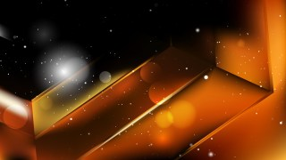 Abstract Cool Orange Background Graphic Design