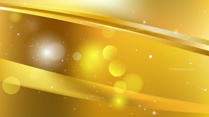 Abstract Gold Background Graphic